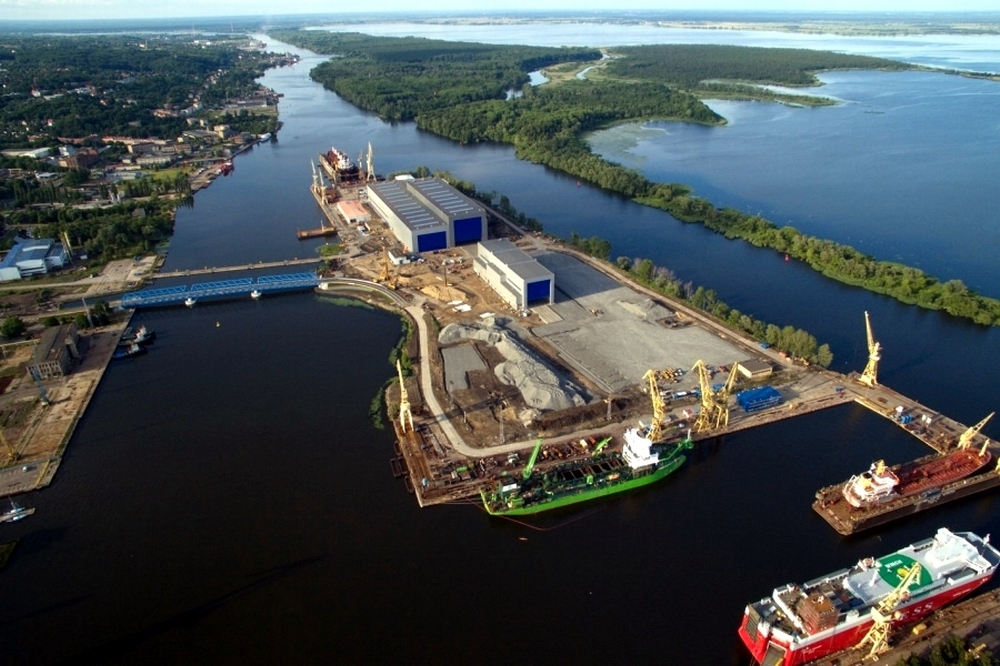 Bilfinger Mars Offshore signs first major contract for execution in Szczecin plant