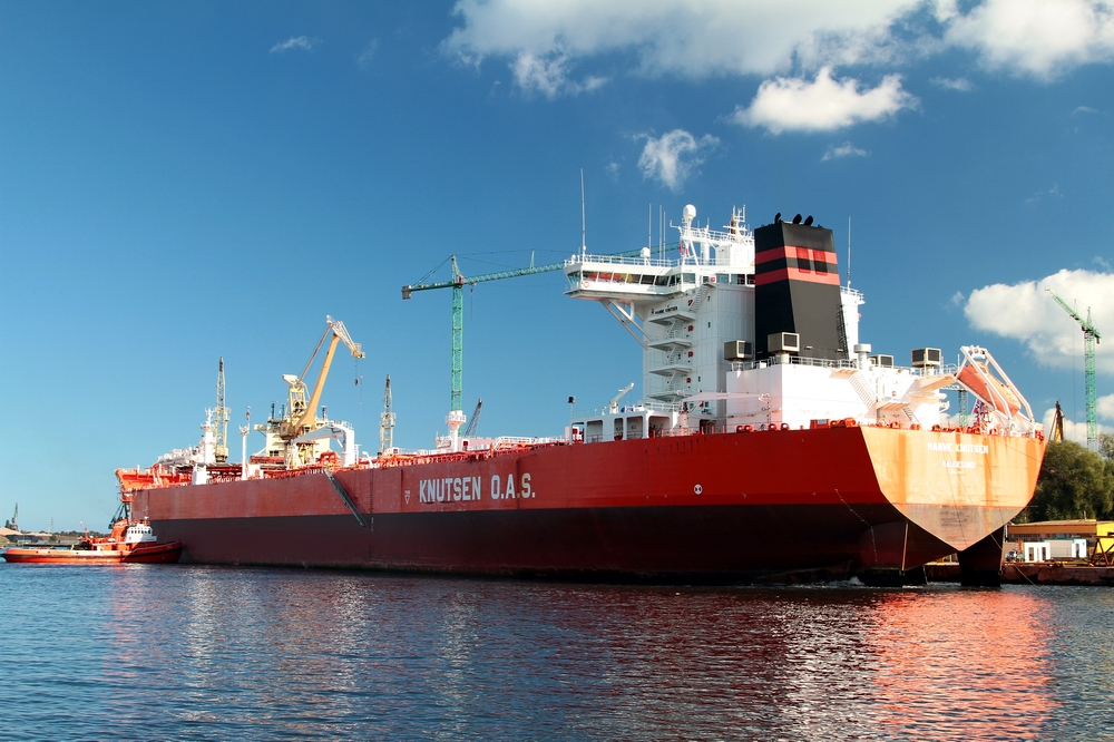 The Hanne Knutsen tanker to be converted to an FSO