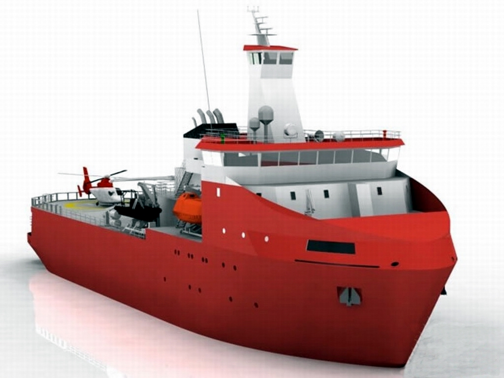 Crist signs contract with Chantiers Piriou