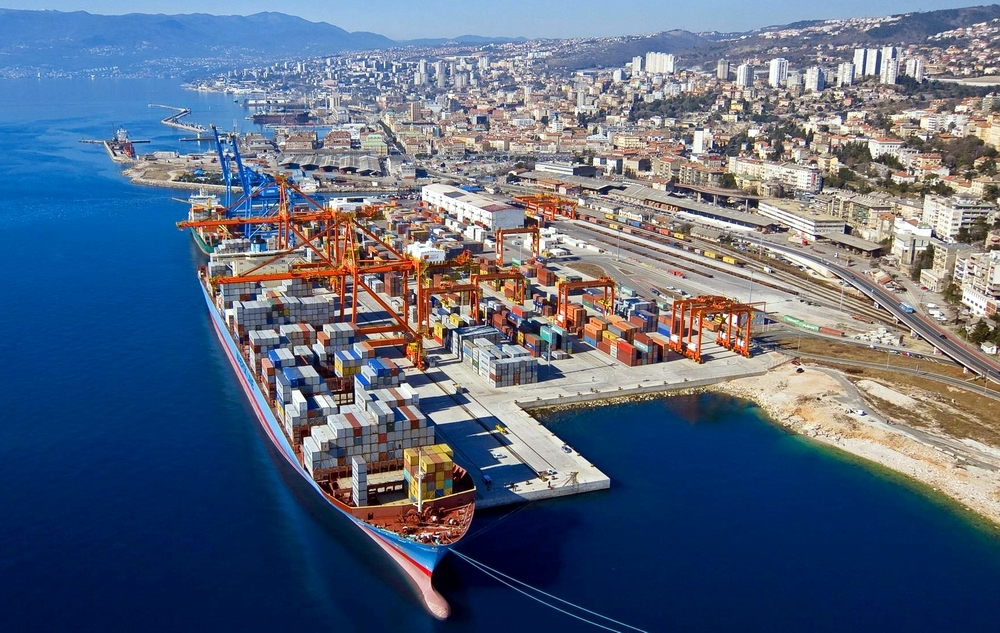 OT Logistics acquired a 20 percent stake in a Croatian port