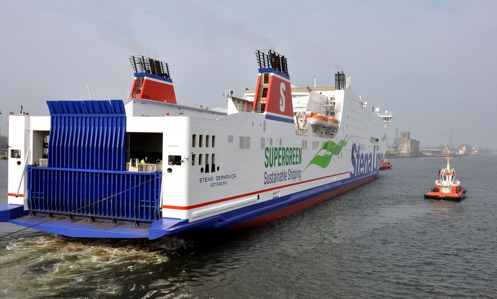 Green Ship Technology Award 2015 goes to Stena Line's methanol project