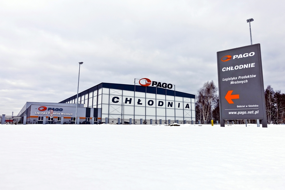 New cold storage unit at the Port of Gdansk