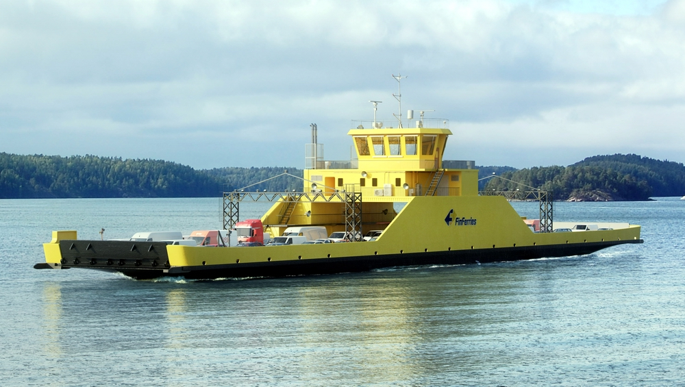 Crist SA to build short range hybrid ferry