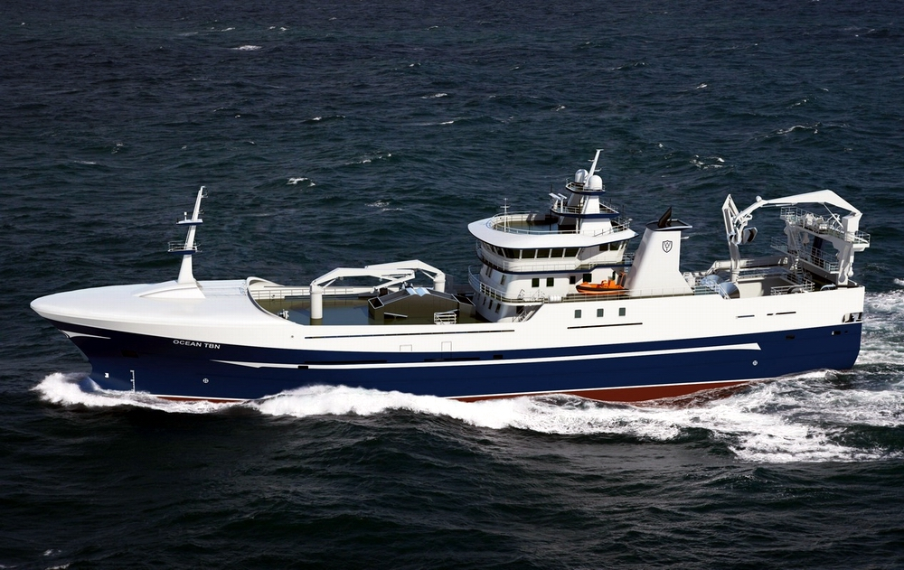 Nauta to build a fishing vessel for Scotland