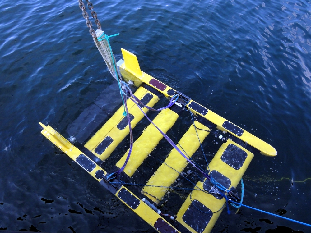 Successful tests of mine detection on Gdansk Bay