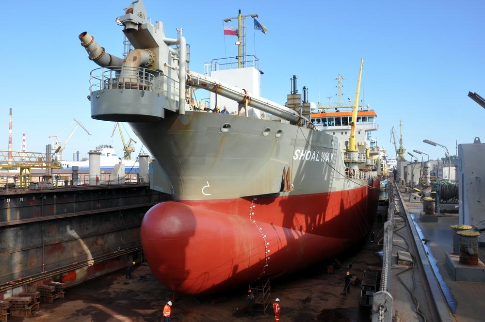 More effective dredging performance for Boskalis' Shoalway
