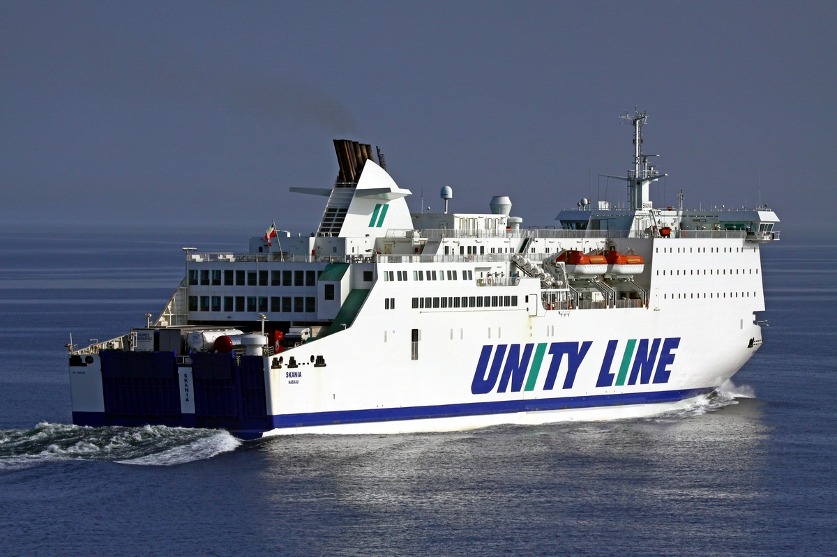 Polish Ferry Group being formed to improve competitiveness of ferry operations