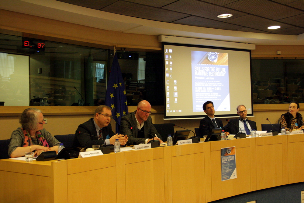 Maritime technology sector to set up a European Skills Council