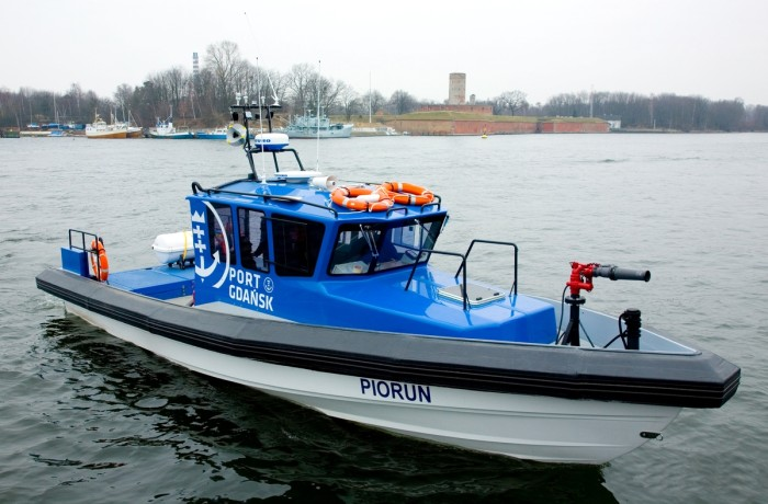 More investment projects completed at the Port of Gdansk