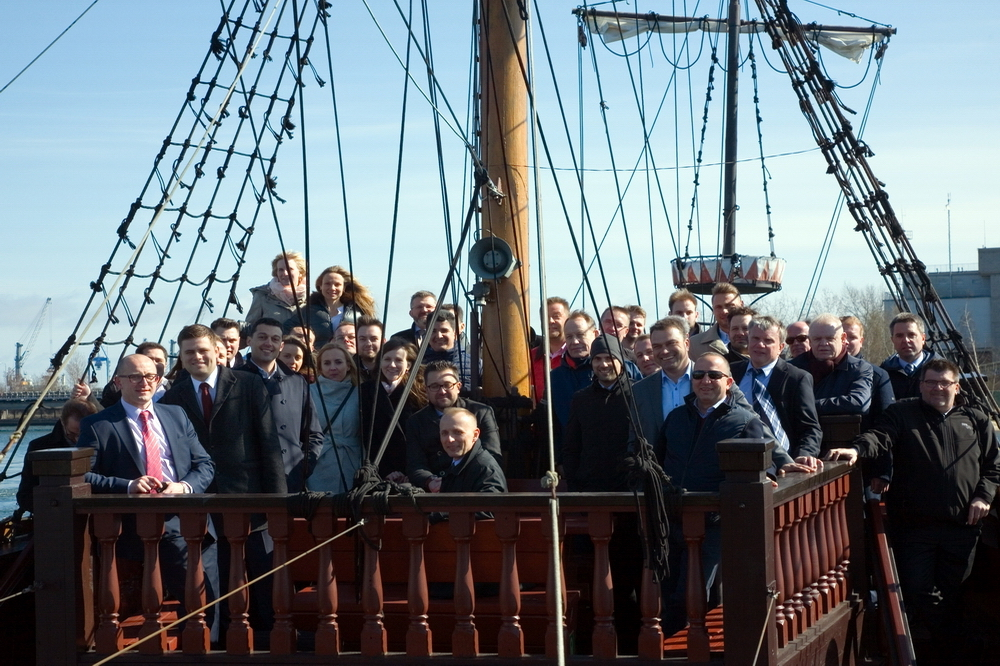 Major logistics companies from the automotive sector visiting the Port of Gdansk