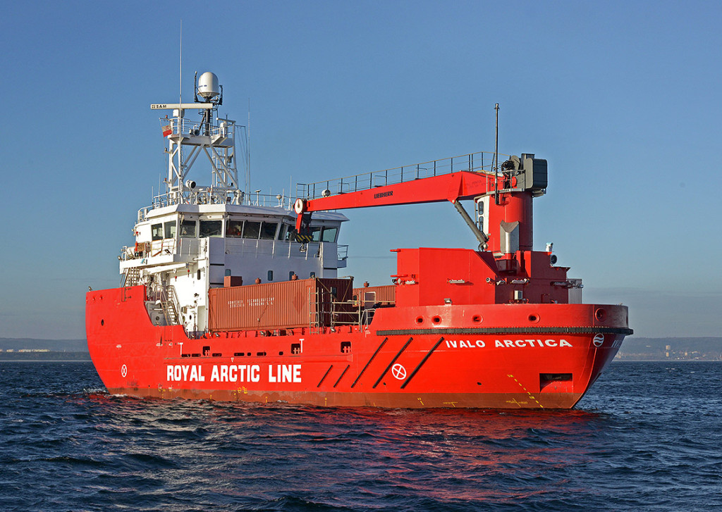 First of the arctic service vessels for RAL delivered from Remontowa Shipbuilding
