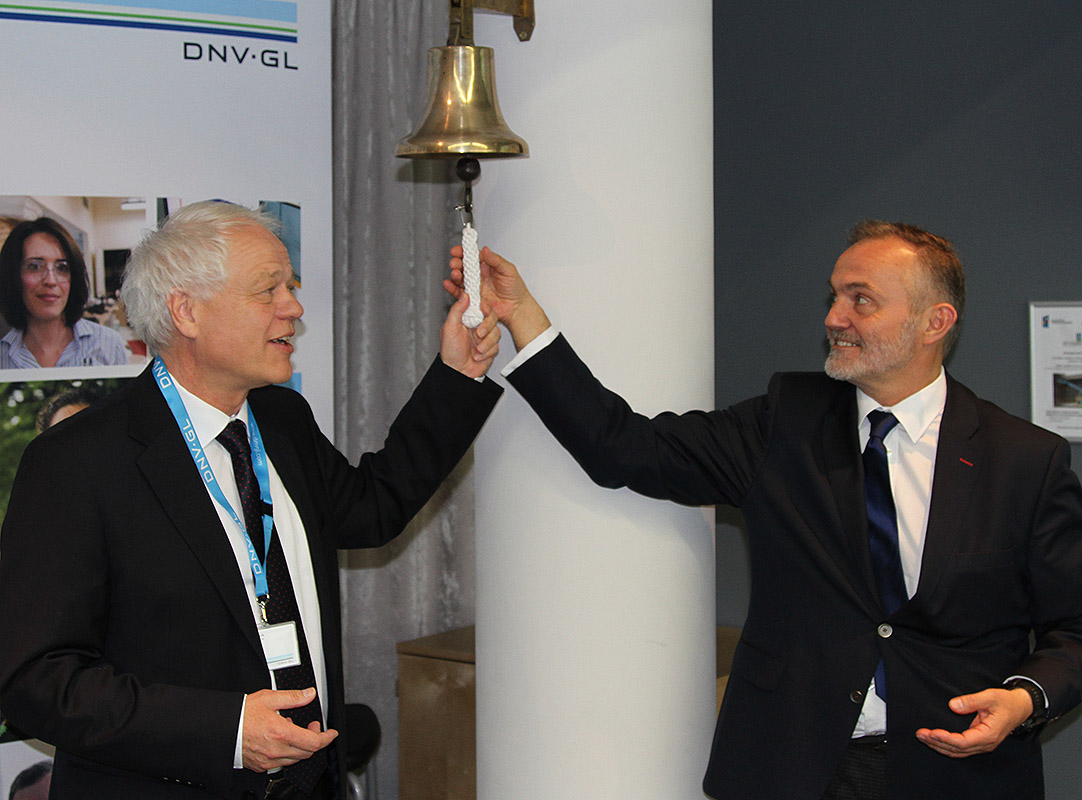 DNV GL establishes Global Shared Services Centre with 200 employees in Gdynia