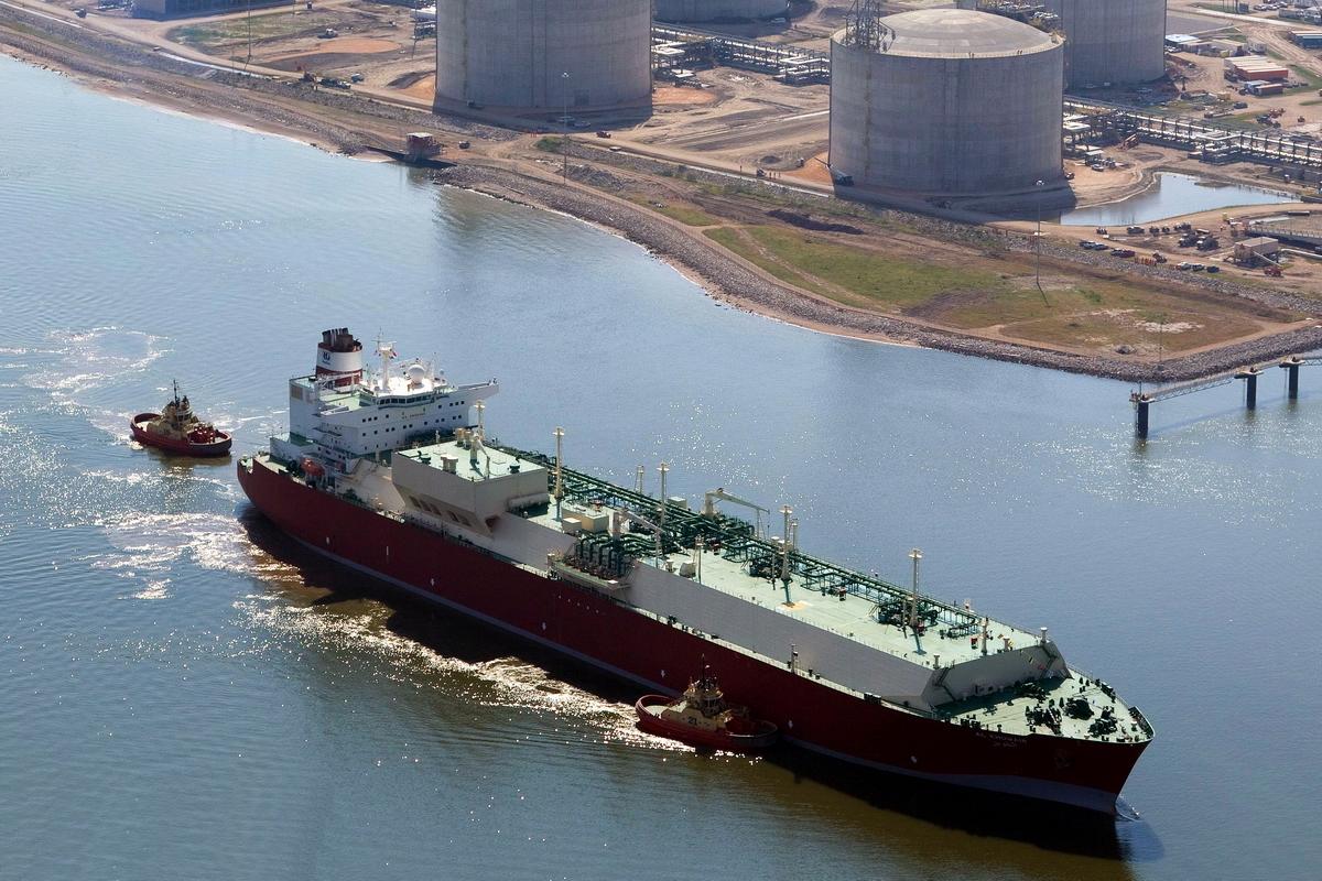Świnoujście gas terminal received one million cubic metres of LNG!