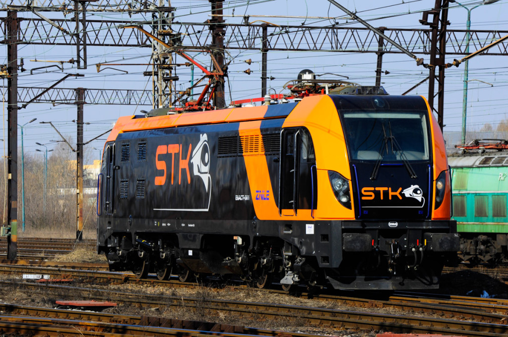 STK Group Sp. z o.o., one of the largest private rail operators in Poland. Photo: STK