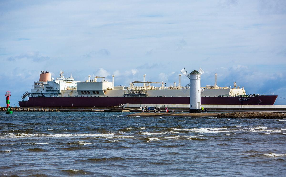 Next Q-Flex giant called at the LNG Terminal in Świnoujście