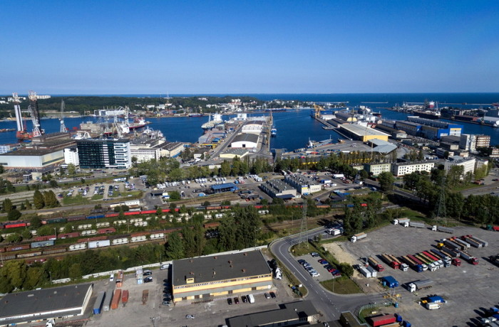 Customs agency Allcom, acquired by Hili Company is located in Gdynia. Photo: media release