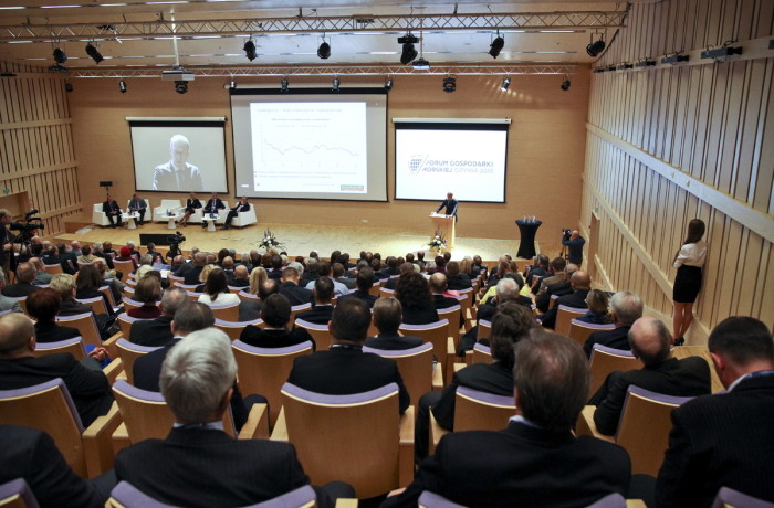 Maritime Economy Forum Gdynia in October 2016