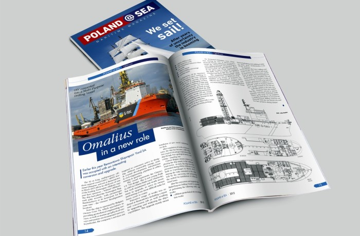 Download Poland@SEA magazines in PDF