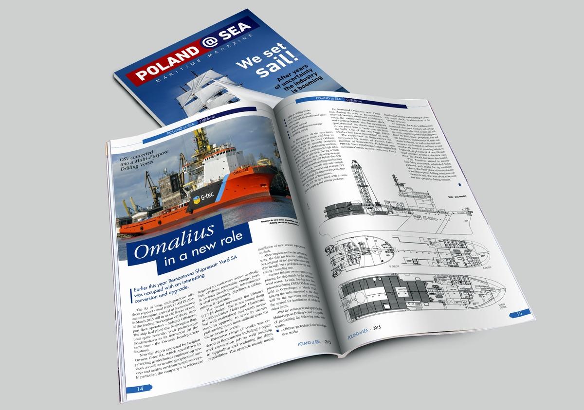 Download Poland@SEA magazines in PDF