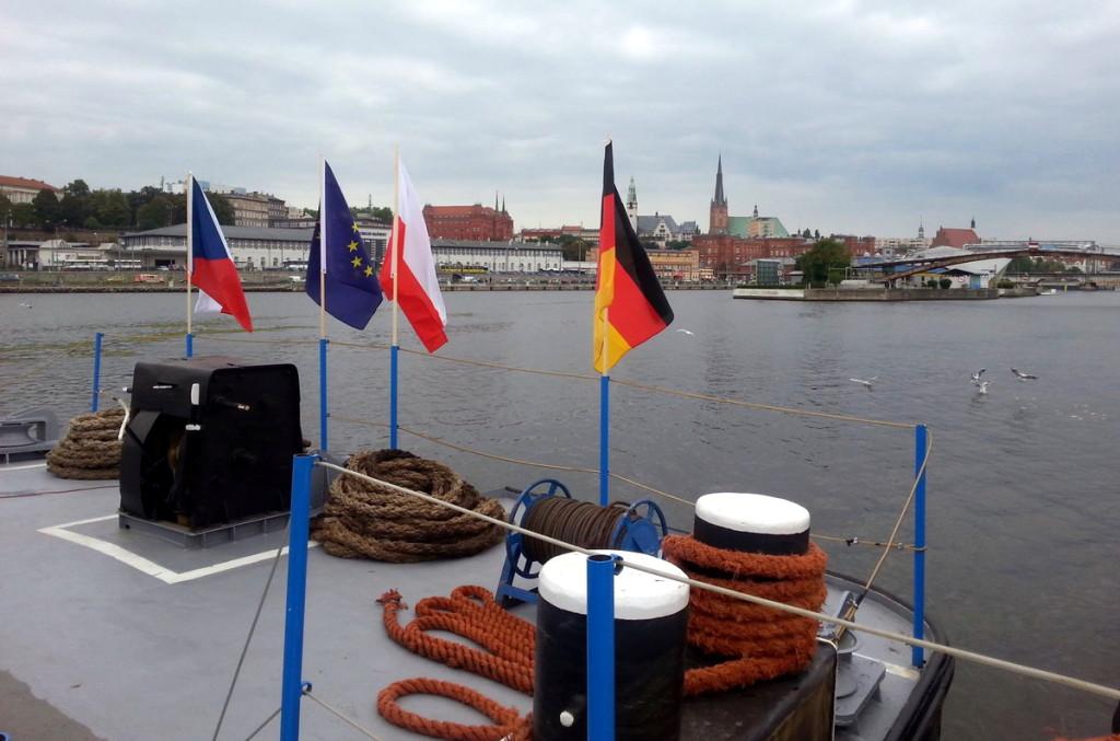 Today the Ports of Szczecin and Świnoujście are the only Polish ports with the access to inland waterways. Photo: Port of Szczecin