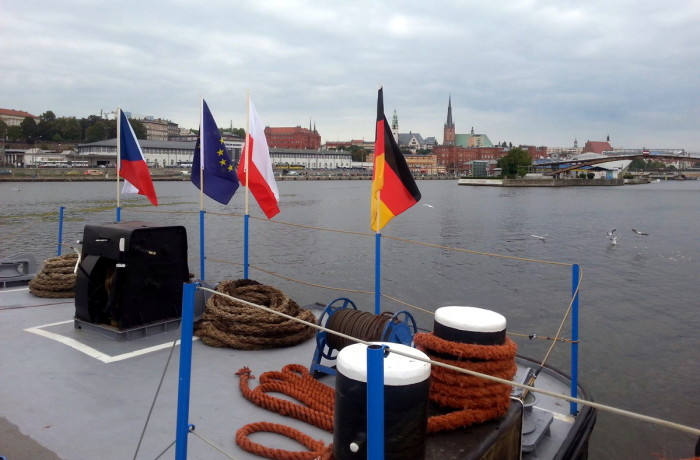 Today the Ports of Szczecin and Świnoujście are the only Polish ports with the access to inland waterways. Photo: Port of Szczecin