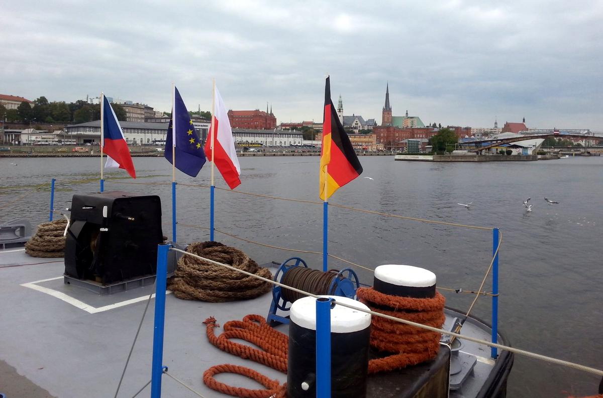 Szczecin and Świnoujście ports joined European Federation of Inland Ports