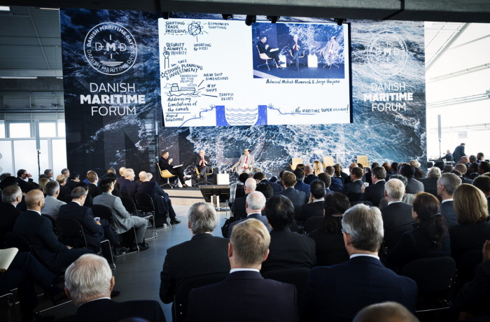 Danish Maritime Days is a major event for the global maritime industry.  Photo: Danish Maritime Days