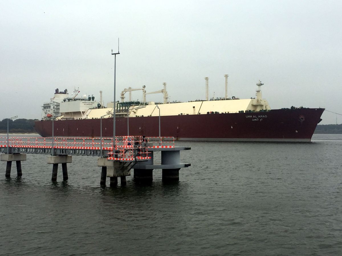 Two further LNG deliveries in less than a month