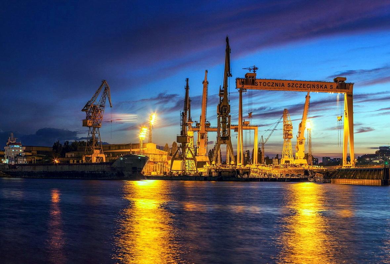 Szczecin Industrial Park emerging as reborn Szczecin Shipyard