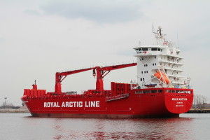 Malik Arctica heading Denmark Photo: Piotr B. Stareńczak