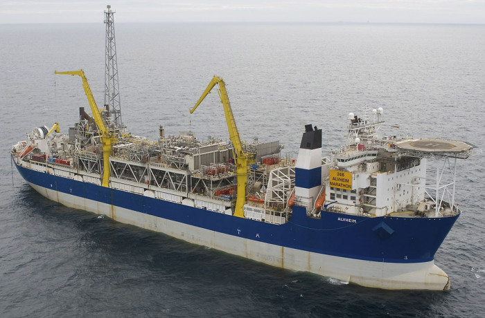 Alvheim FPSO is the production facility, to which the Storklakken field is expected to be tied-back through subsea infrastructure.