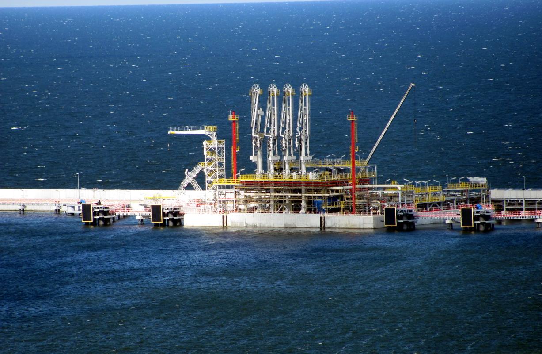 LNG terminal in Świnoujście nowadays. Photo: GC Energy