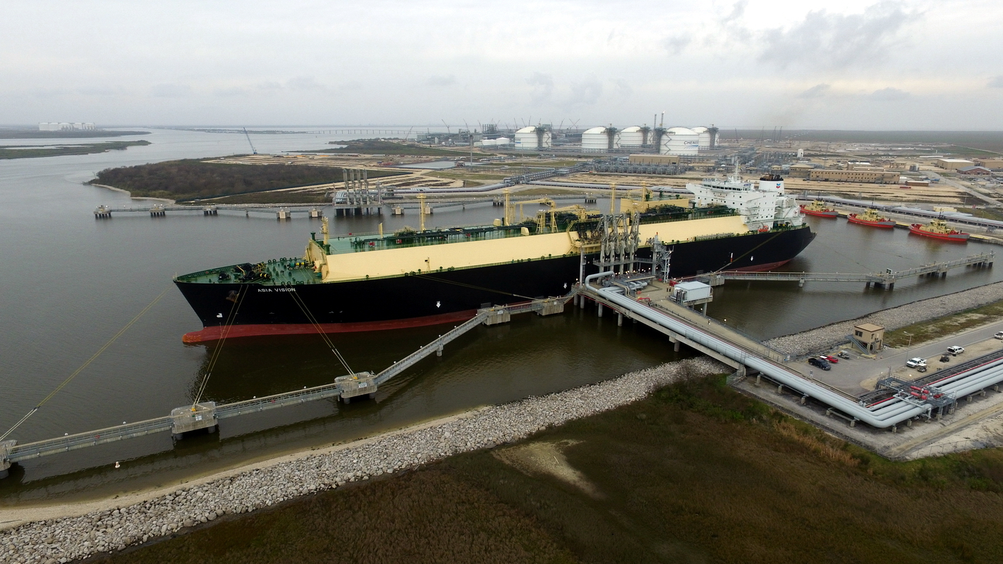 LNG will be delivered to Poland by Cheniere Energy, the owner of Sabine Pass liquefaction terminal  in Louisiana, when loading of the first commissioning cargo took place in February 2016. Photo: Cheniere.