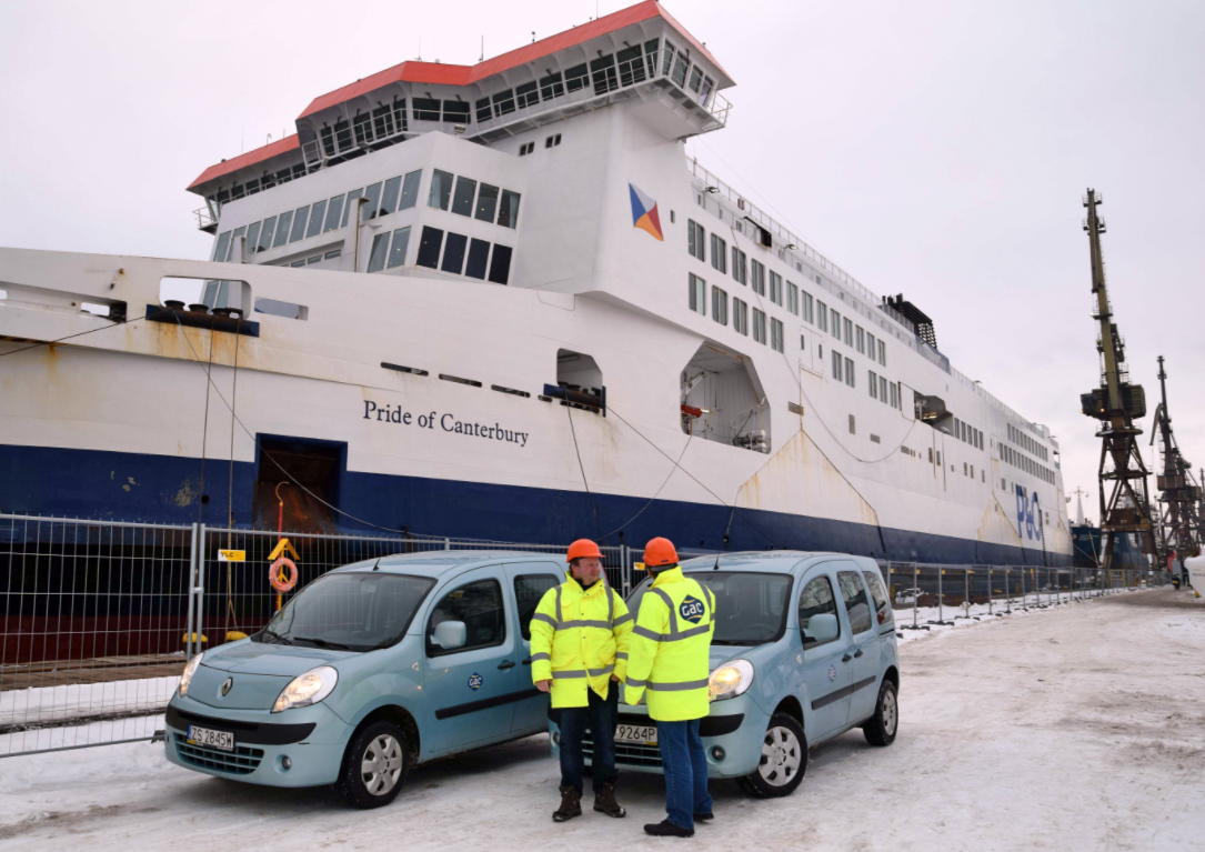 GAC Poland smoothes the way for GBP 14 million ferry upgrades