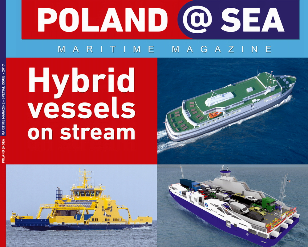 1st edition of Poland@SEA magazine in 2017 ready for download
