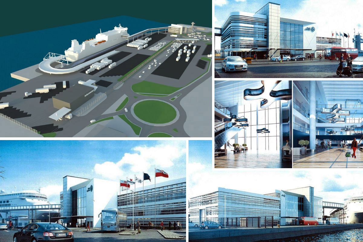 Initial works on new Gdynia ferry terminal to commence later this year