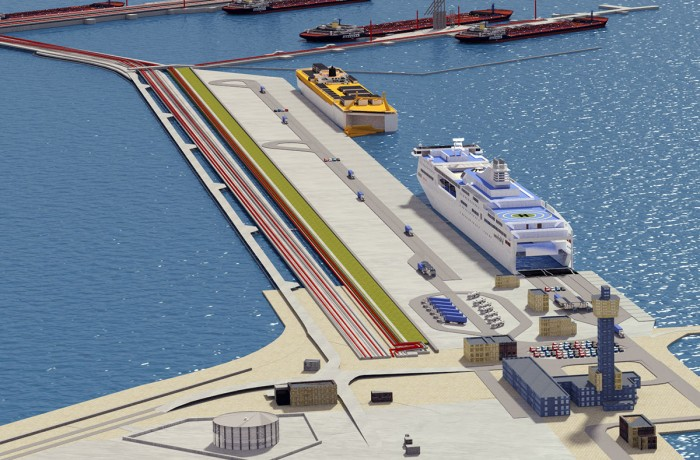 New quay to be built in Gdansk outer port