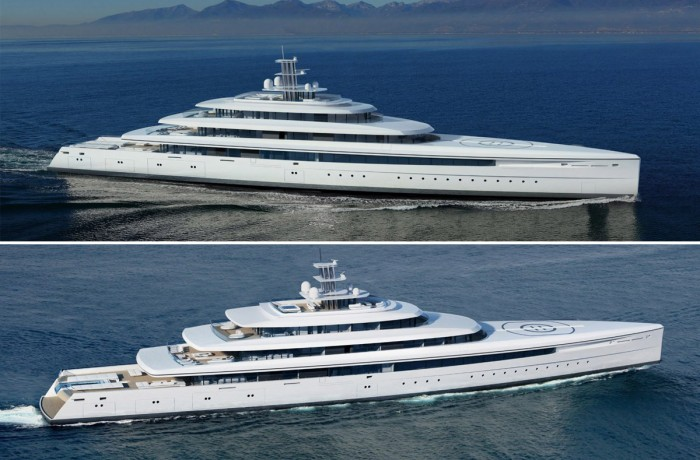 Another superstructure from Gdańsk for Dutch built luxury superyacht