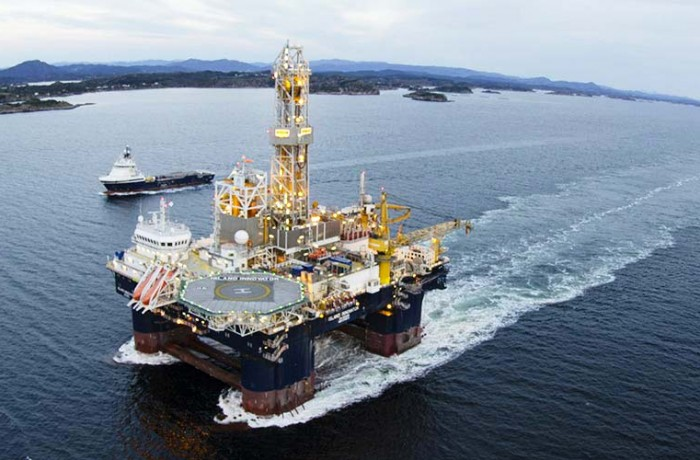 The 6506/9-4S appraisal well will be drilled by the Island Innovator semi-submersible rig.