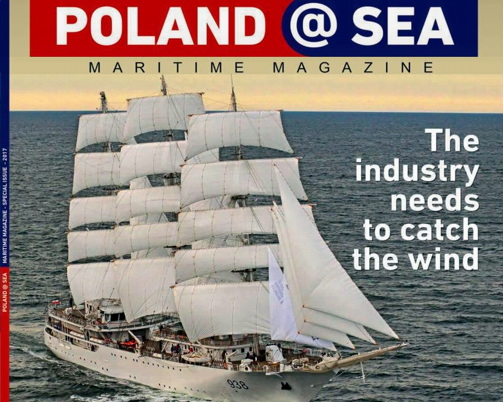 2nd edition of Poland@SEA magazine in 2017 ready for download