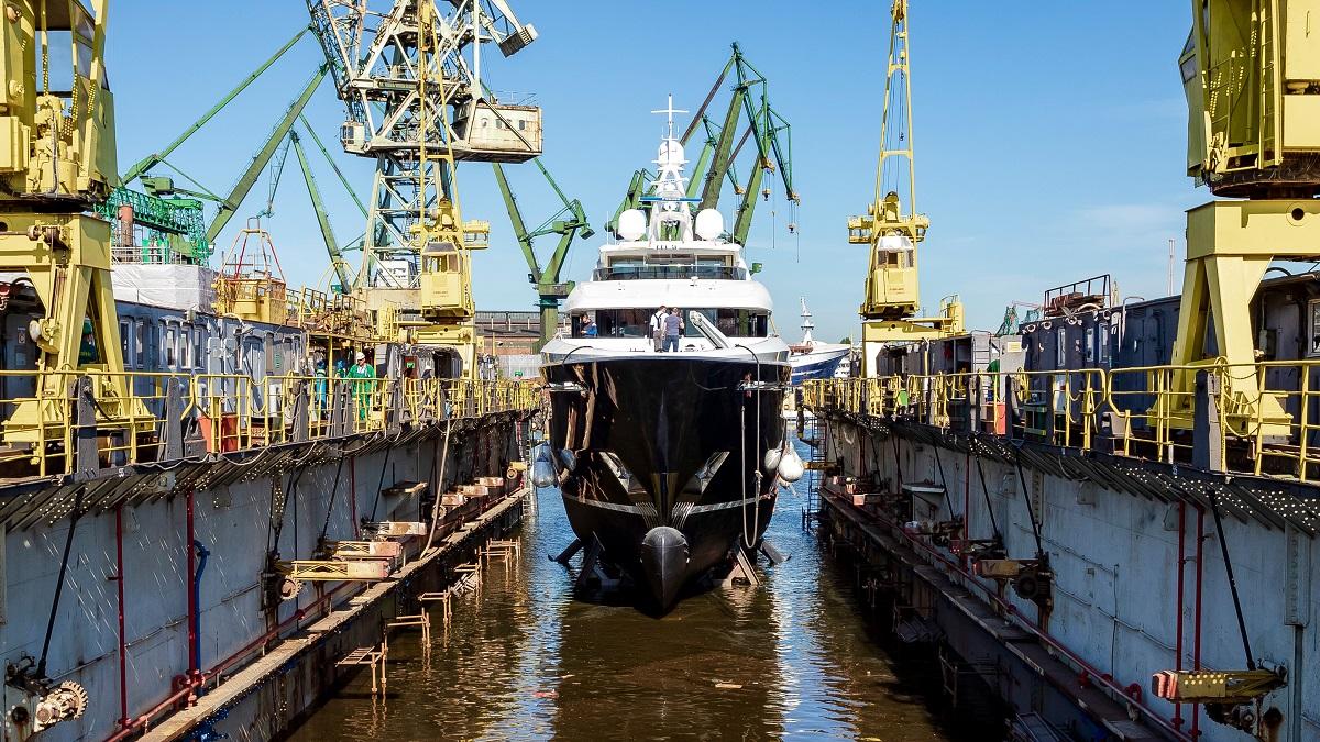 Photo credit: Conrad Shipyard