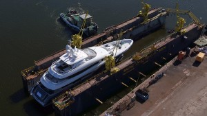 Viatoris, will be not only the largest yacht to-date for the Conrad Shipyard, but also the largest luxury motoryacht ever built in Poland