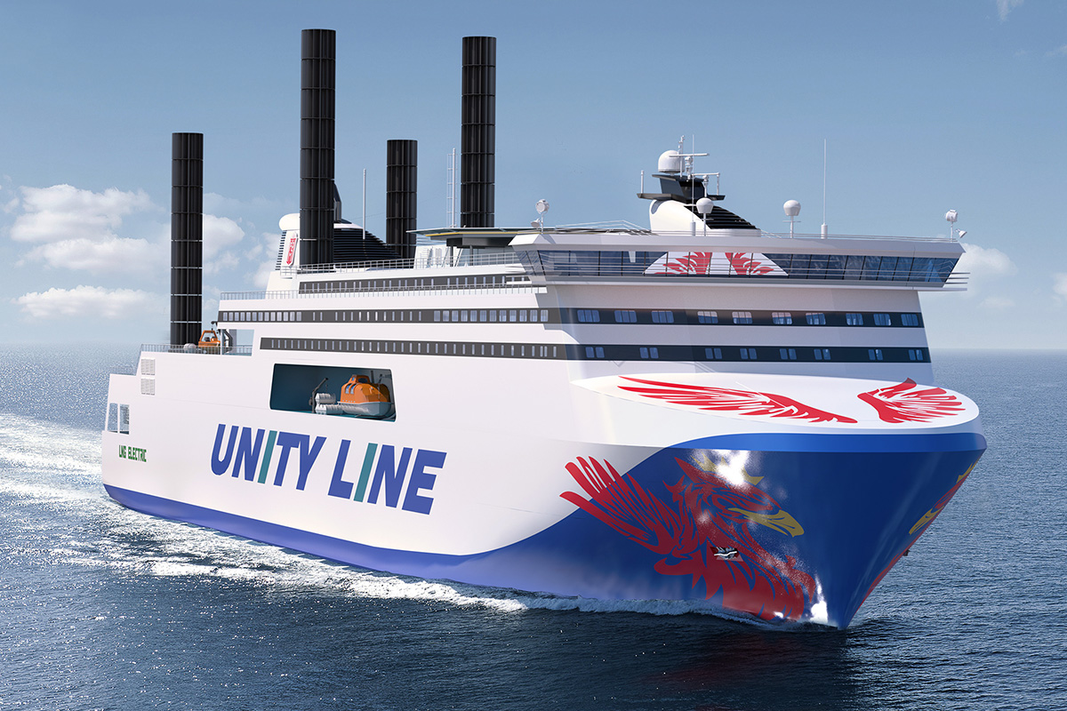 Bold investment plans for Polsteam and Unity Line