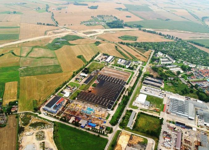 Mostostal Chojnice plant