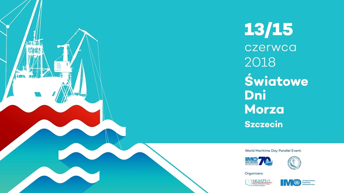 The World Maritime Day Parallel Event 2018 in Szczecin