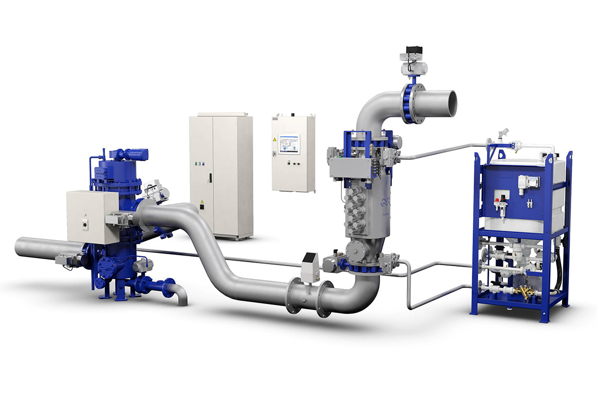 PureBallast 3, the third generation of Alfa Laval's ballast water treatment technology