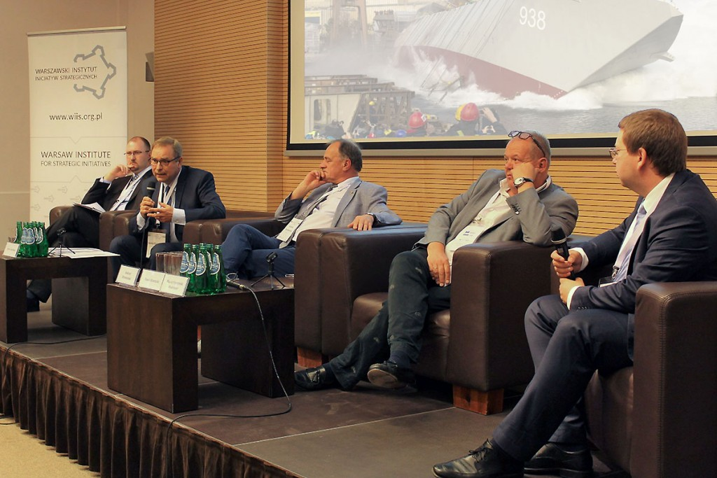 "Summary of the ""Polish Shipbuilding Industry – Between Security and Economic Development"" conference"