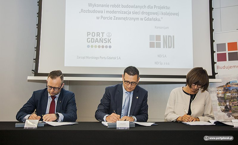 Photo credit: Port of Gdansk Authority SA