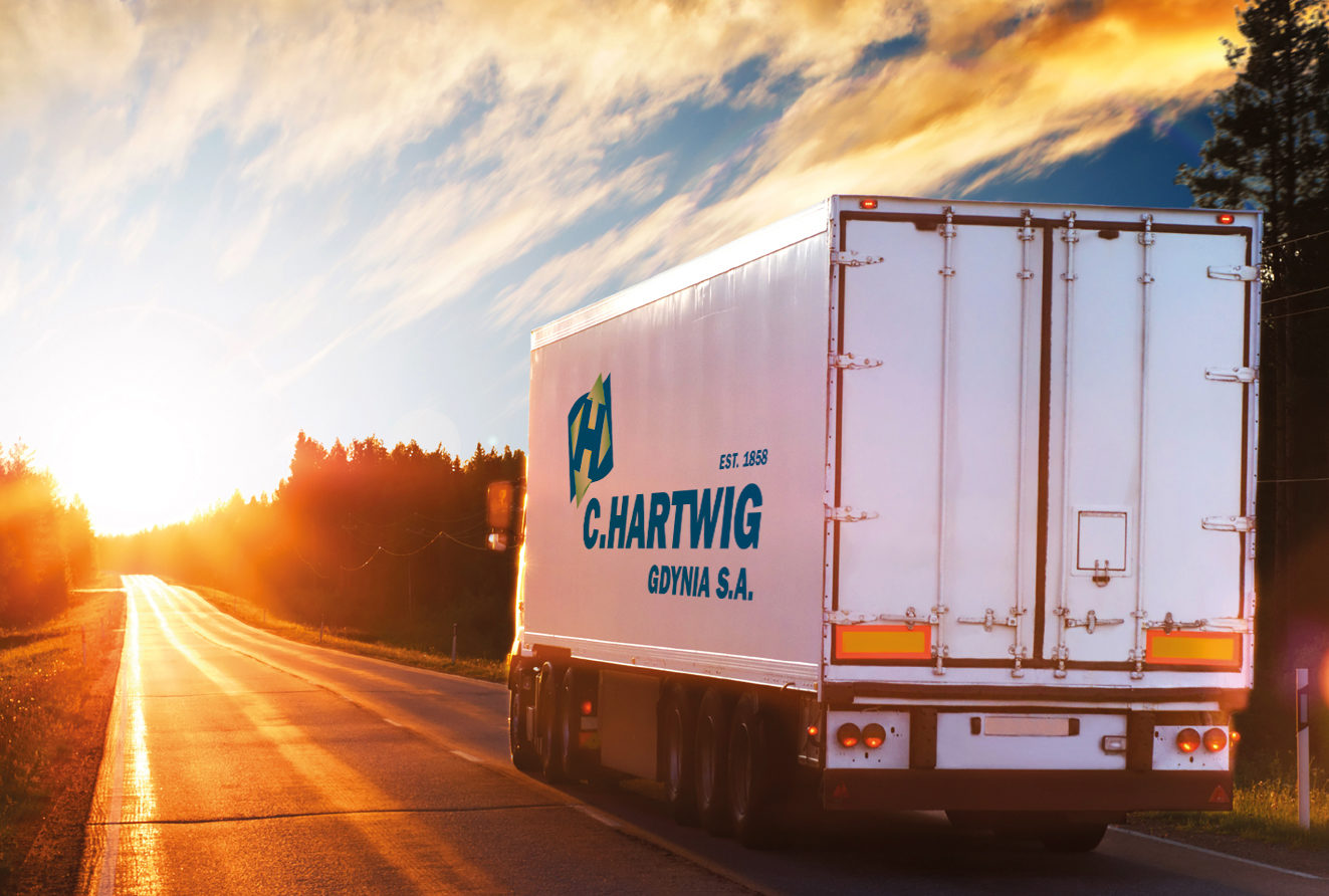 C.Hartwig Gdynia, part of OT Logistics Capital Group: an innovative freight forwarder with a 160-year-old tradition
