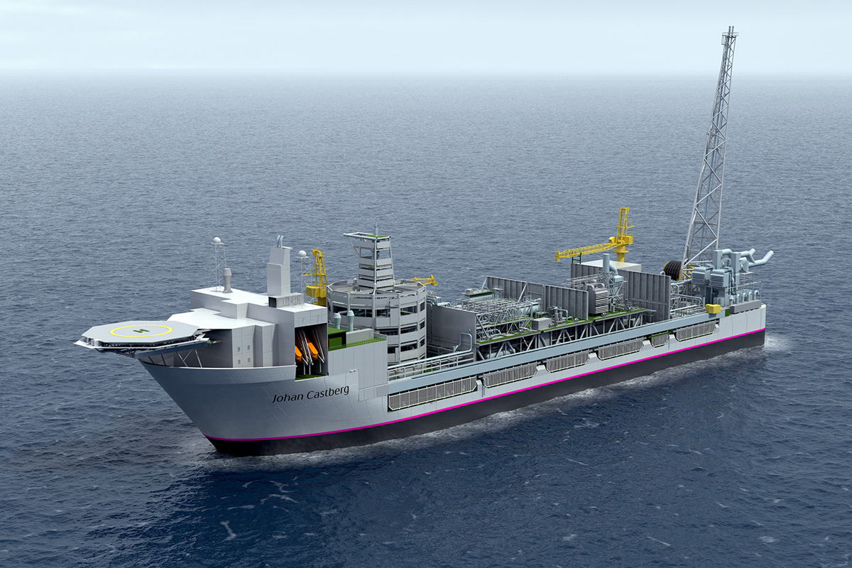 Topside modules for the Johan Castberg project to be fabricated at